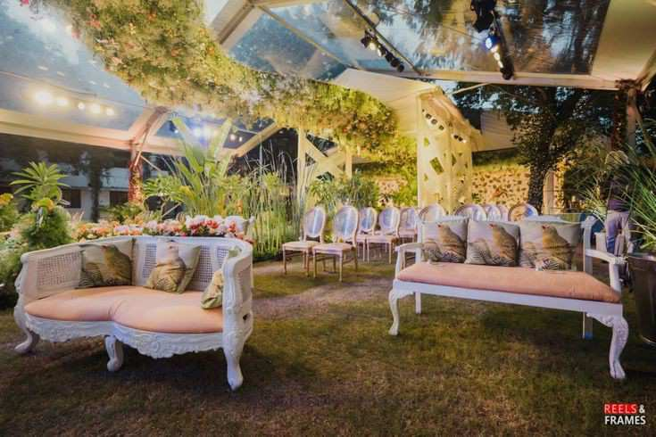 indian wedding trends | wedding decor ideas