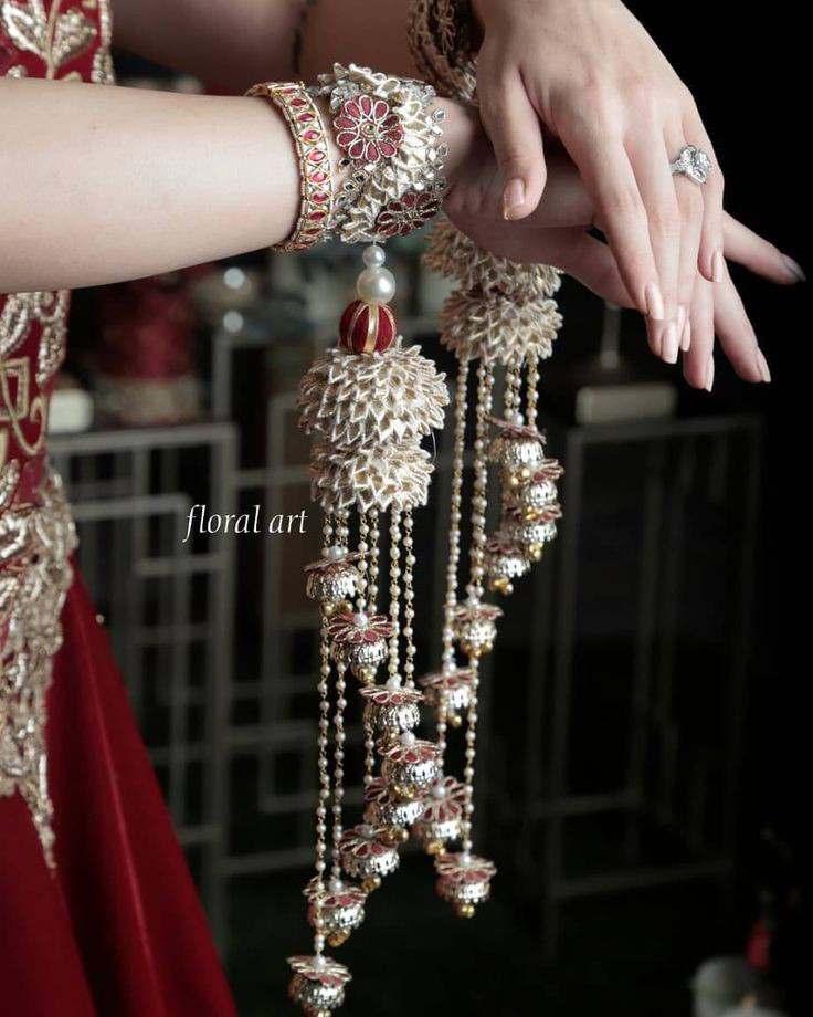 bridal kaleera | gota kaliras