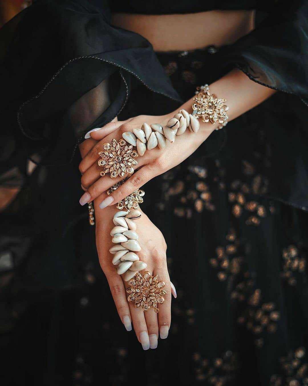 konch jewelry | bridal jewellery