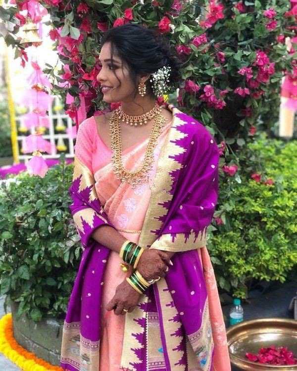 marathi brides | bridal trends