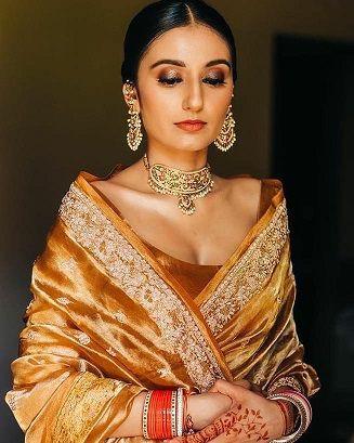 bridal saree   indian brides