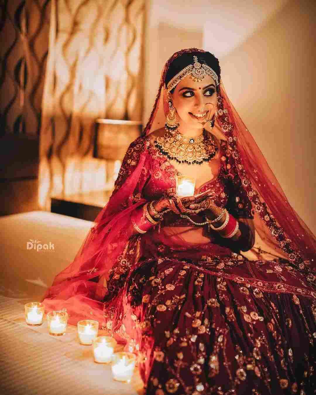 bridal red lehenga   bridal trends 2021