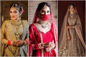 bridal trends | brides of 2020 | trending brides