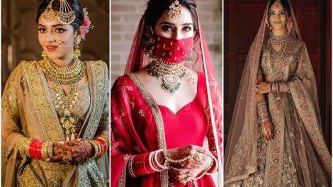 bridal trends   brides of 2020   trending brides