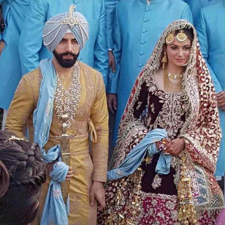 wedding sherwani styles | sikh grooms
