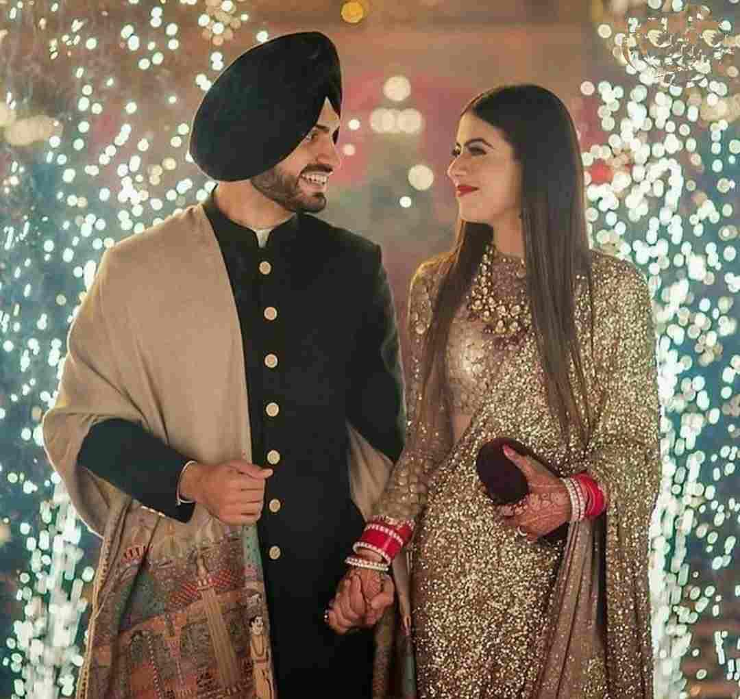 bridal saree | reception saree