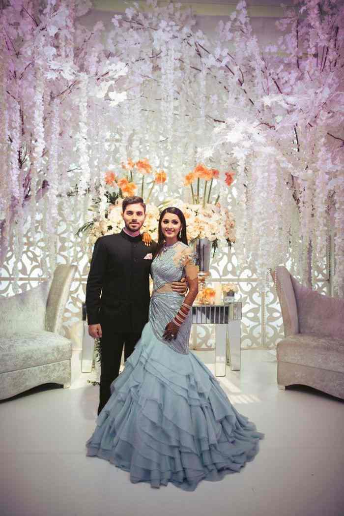 pastel brides | reception
