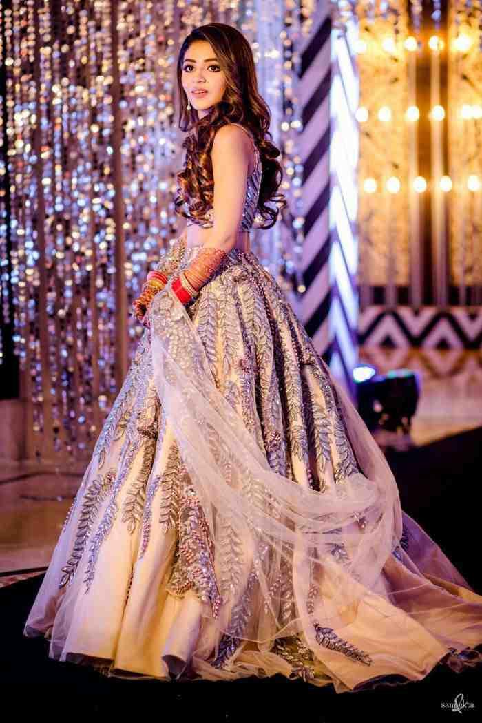 2021 brides | bridal lehengas | lucky colours