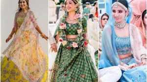 2021 brides | bridal trends | wedding trends | bridal lehenga | zodiac signs | lucky colours