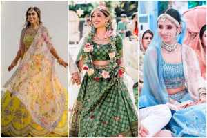 2021 brides | bridal trends | wedding trends | bridal lehenga | zodiac signs | lucky colours
