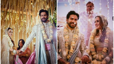 Varun Dhawan Wedding