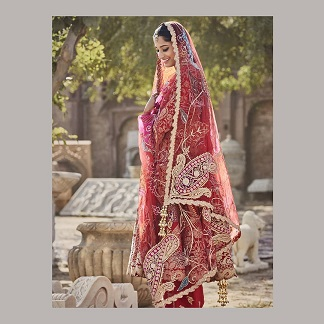 Rimple and Harpreet Suit | Punjabi Bride | First Lohri | Lohri outfit