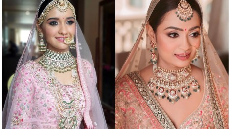Tips for Indian brides to style their wedding jewelry