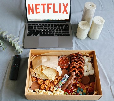 Netflix | Movie nights at home | Trending now | Couple goals | New year resolutions