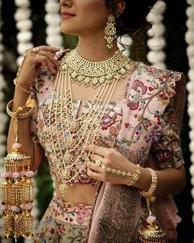 Satlada for brides