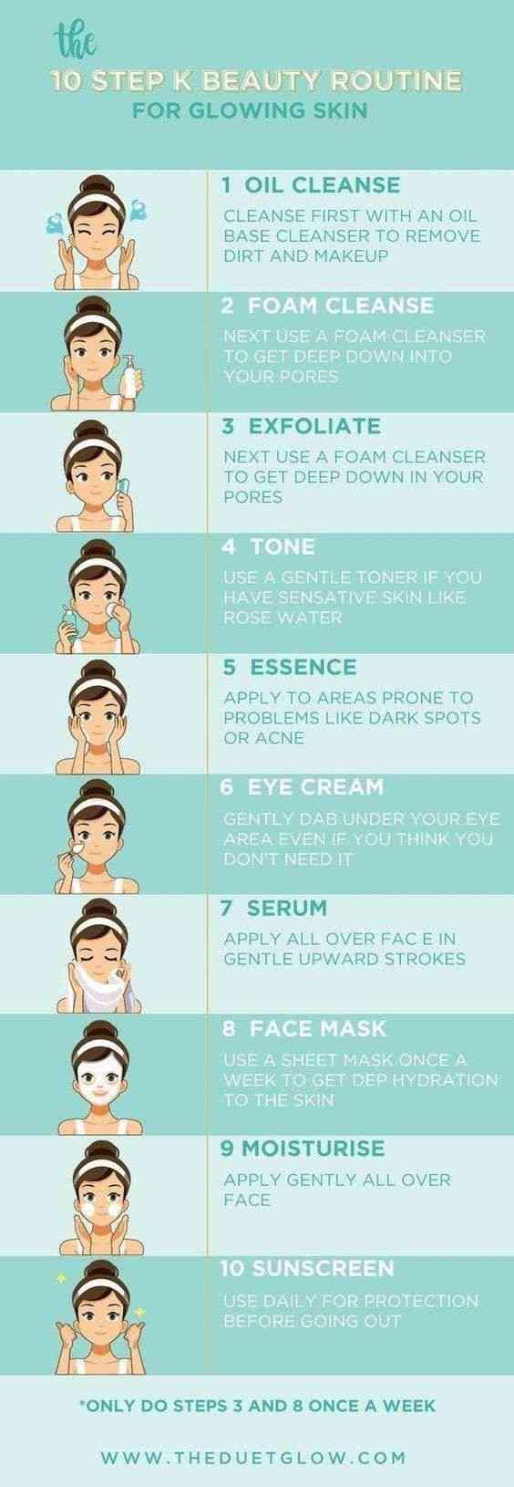 bridal facials | pre wedding skincare routine