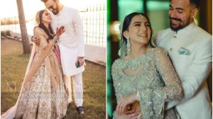nikkah brides | nikkah outfits | wedding trends | bridal trends | pastel brides