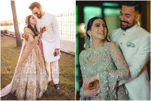 nikkah brides | nikkah outfits | wedding trends | bridal trends | pastel brides