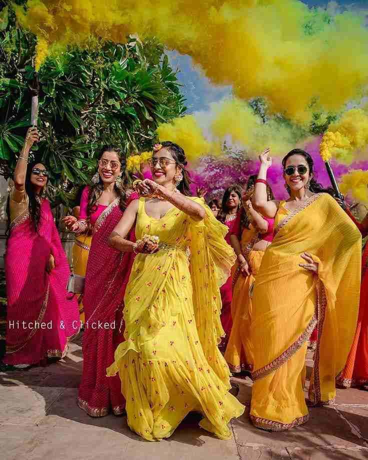 bridesmaids | pantone colour of 2021