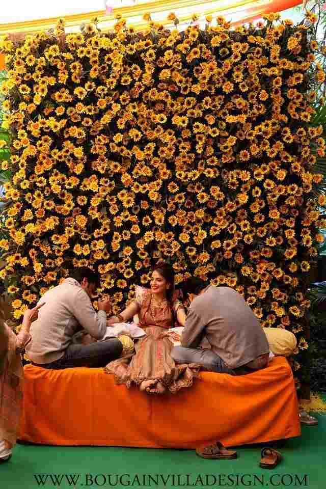 wedding decor | mehandi decor | Indian wedding