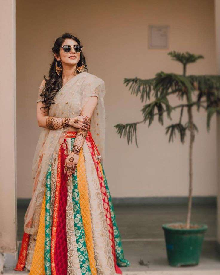 bridal lehengas | bridal trends
