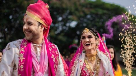 day wedding | 2021 weddings | Indian brides | bridal trends