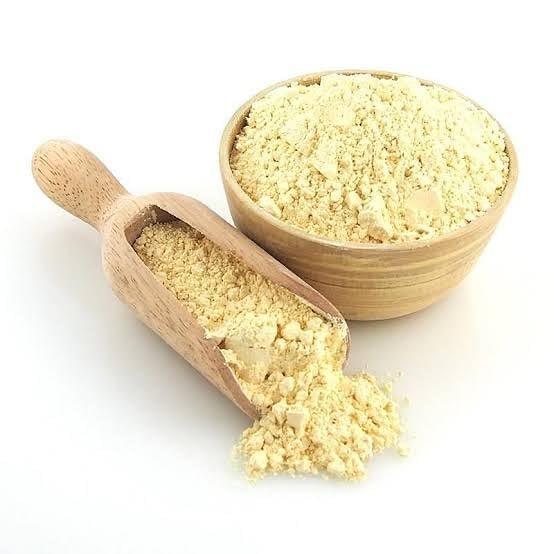 Besan or gram flour for DIY hair masks