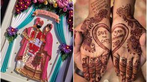 wedding trends | 2021 weddings | intimate weddings | new save the date ideas