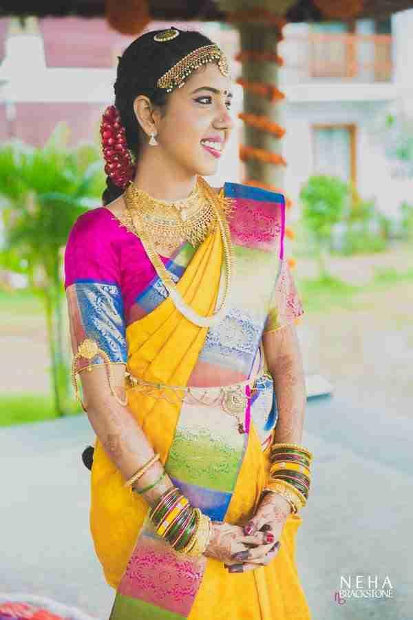 bridal trends | wedding saree | kanjivaram sarees