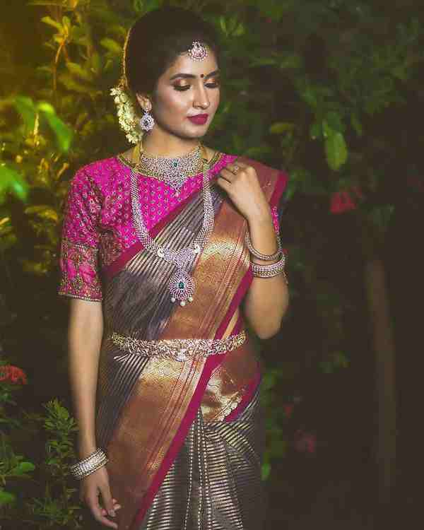 trends | wedding saree | kanjivaram sarees