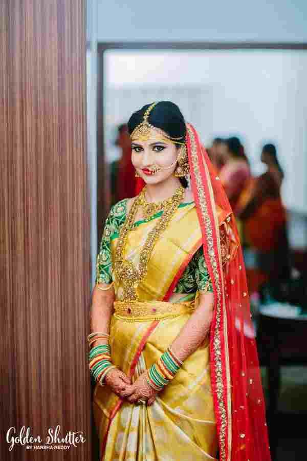 brides | wedding saree | kanjivaram sarees