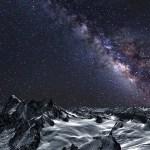 Mont Blanc Mountain France Alps