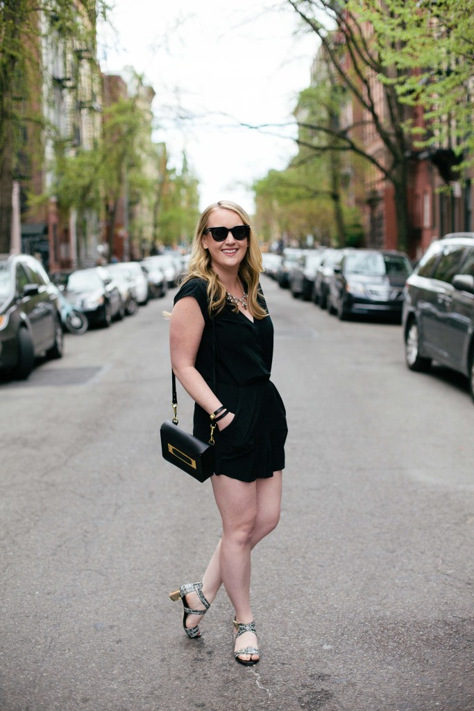 wit & whimsy I how to style a romper