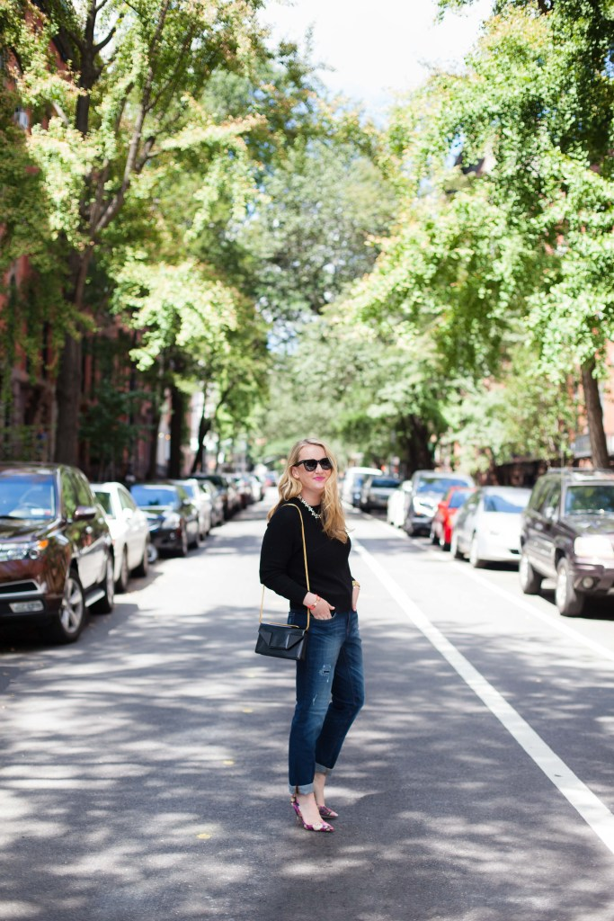 affordable boyfriend jeans I wit & whimsy