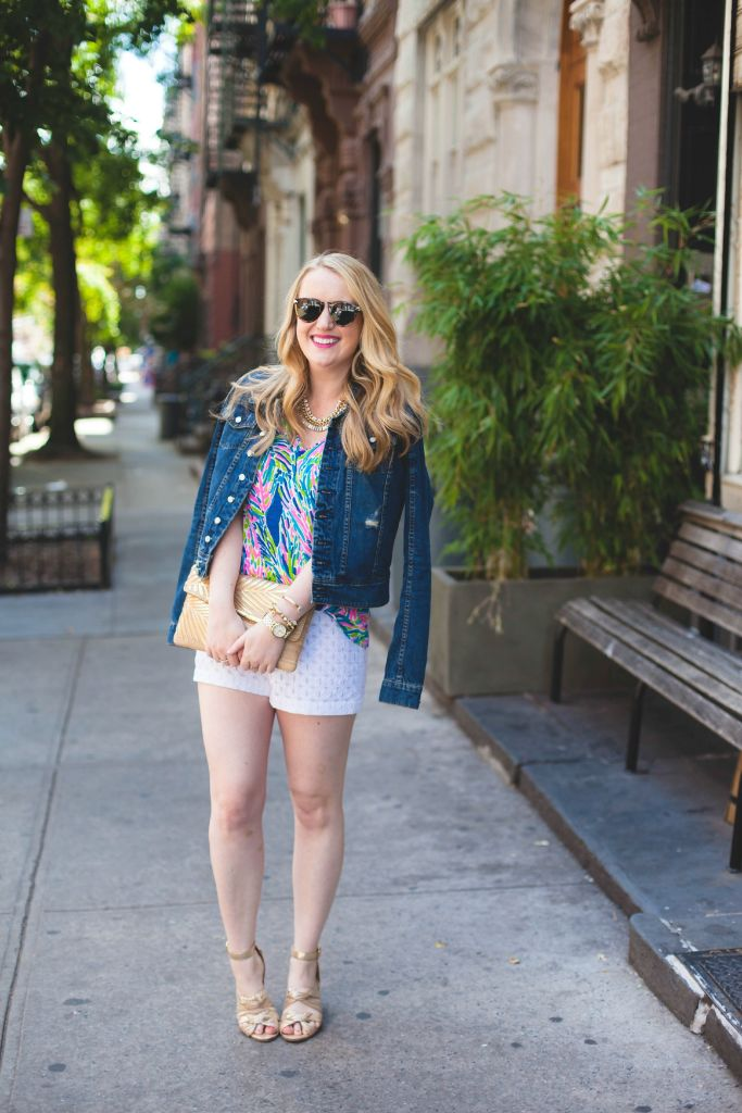 lilly pulitzer summer I wit & whimsy
