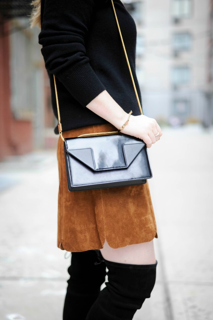 Black and Brown I Fall Style I wit & whimsy