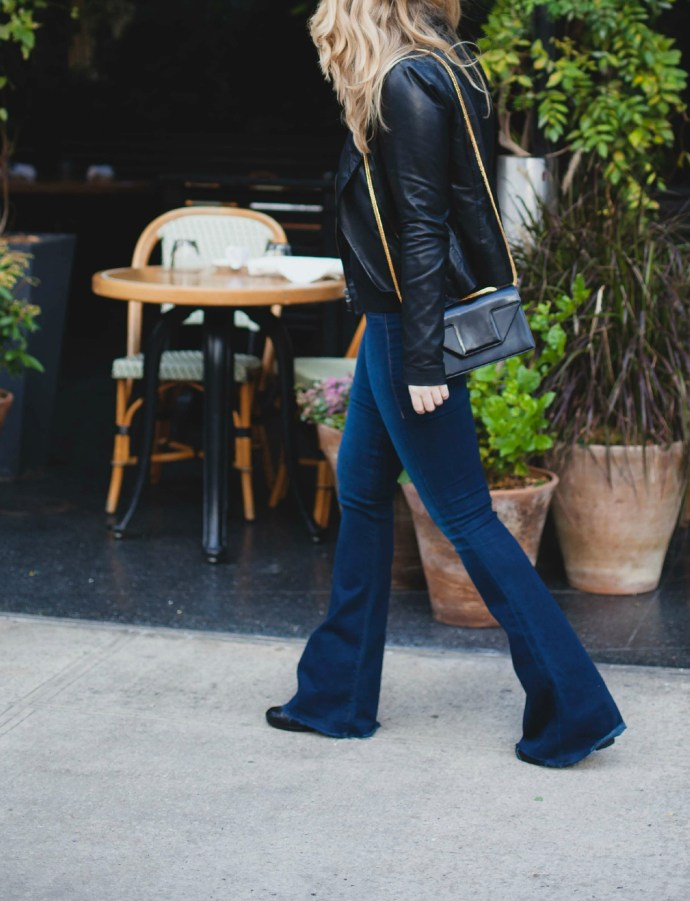 Flared Jeans I wit & whimsy