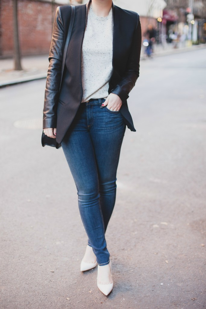 Laid Back Style for Work