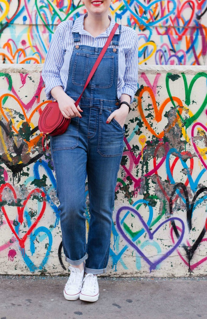 Classic Overalls Styled