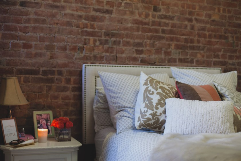 Bedroom Refresh: The Before