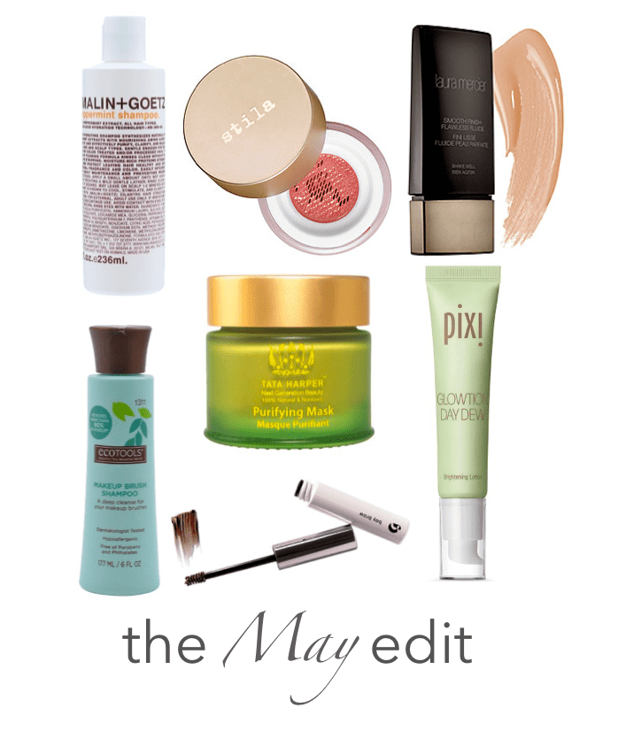The May Beauty Edit