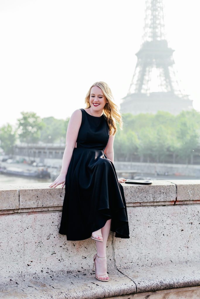 La Tour Eiffel I Meghan Donovan