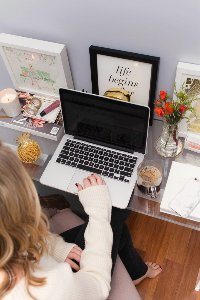 Tips on working from home I wit & whimsy