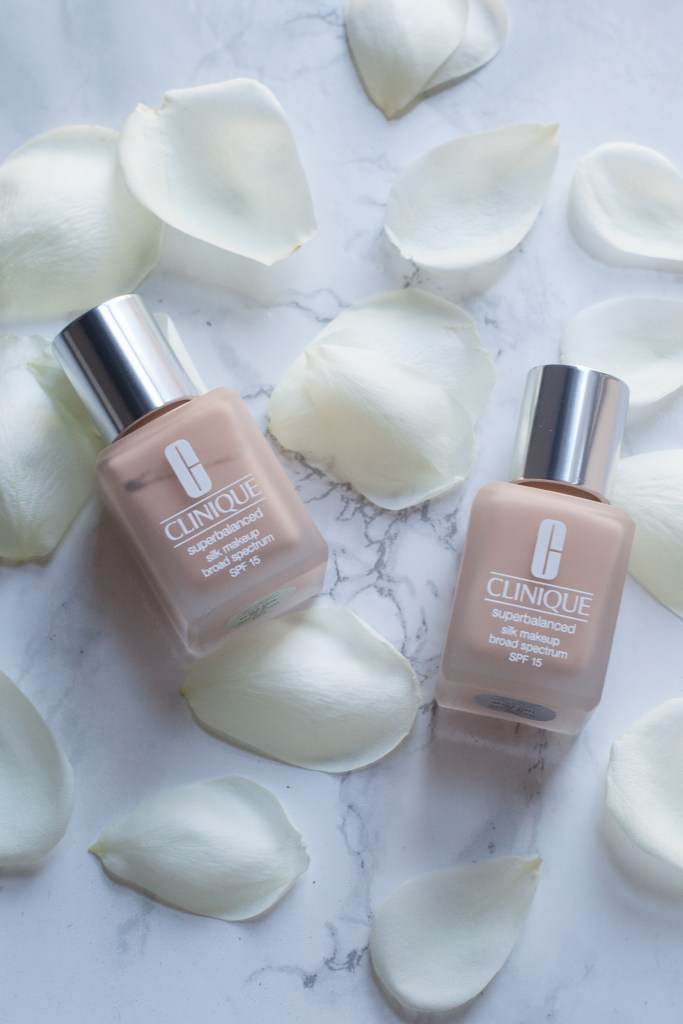 A review of Clinique Superbalanced Silk Foundation