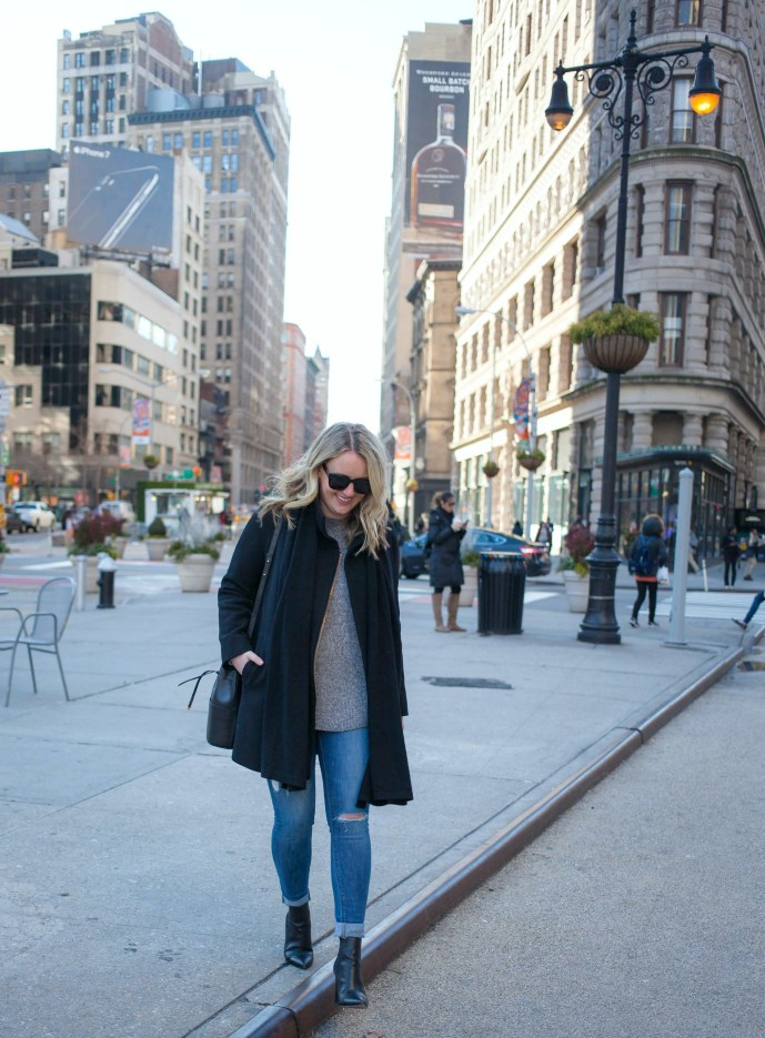 Winter Wear on Meghan Donovan of wit & whimsy