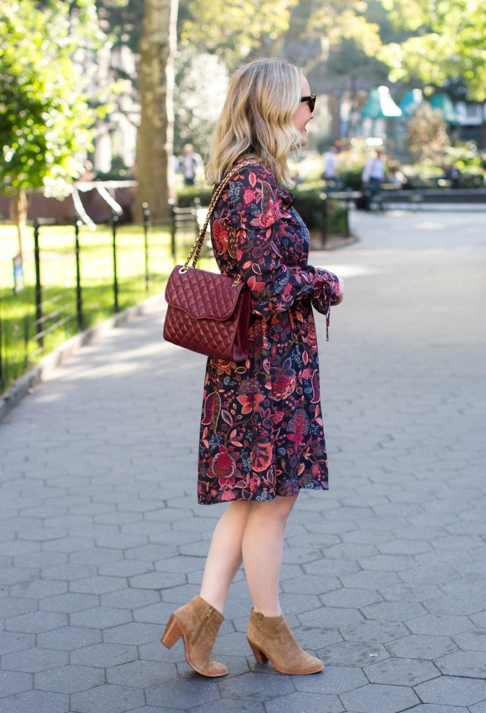 Fall Florals on Meghan Donovan of wit & whimsy