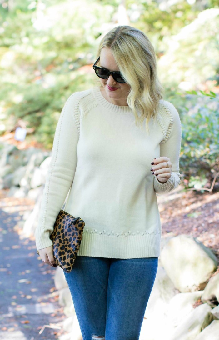 Sail to Sable Sweater
