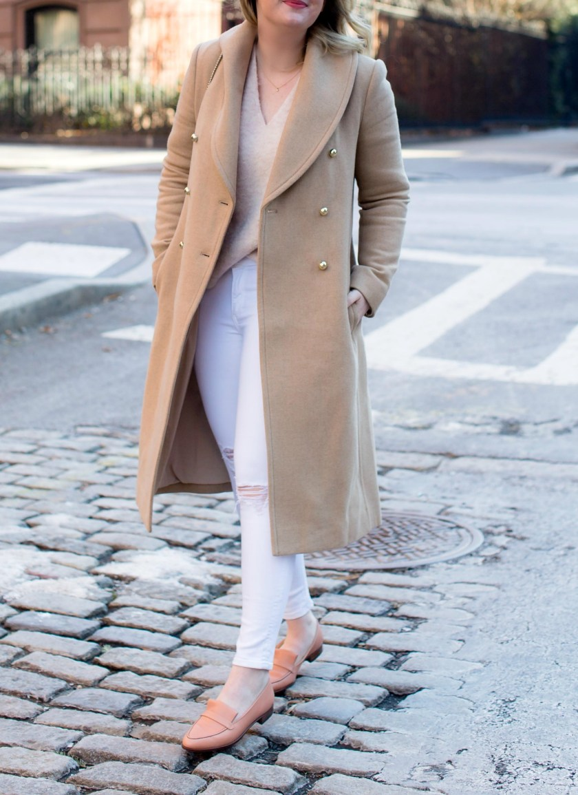 Classic Winter Neutrals on Meghan Donovan of wit & whimsy
