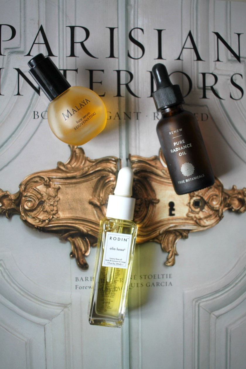 The Best Face Oils I wit & whimsy