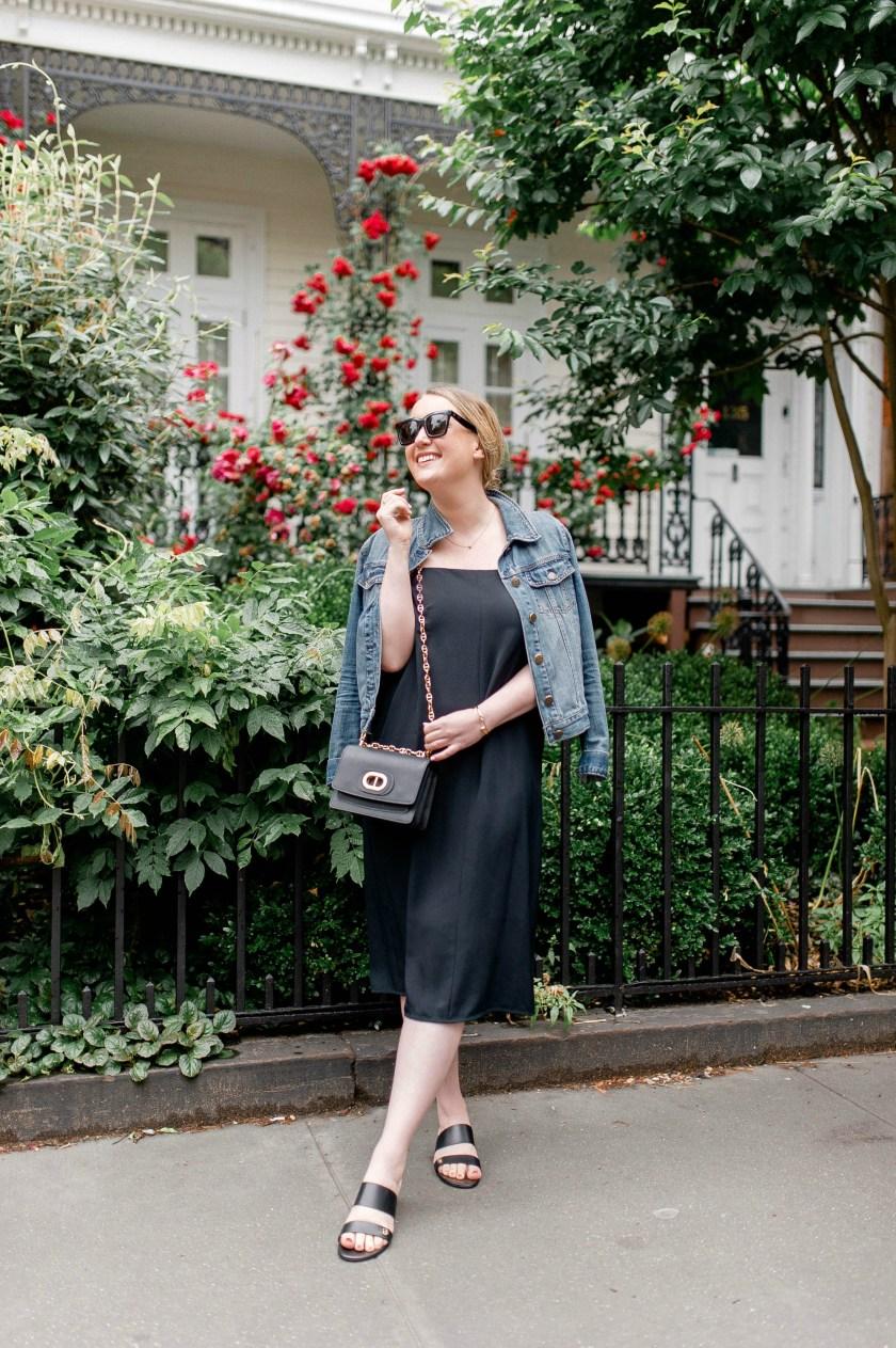 Meghan Donovan of wit & whimsy wears Dee Ocleppo